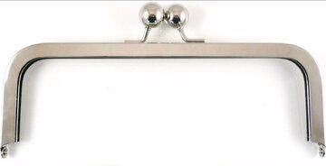 Tasbeugel zilver 24cm