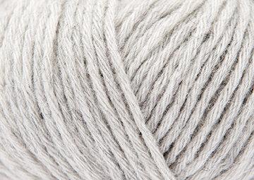 Essentials Alpaca Blend Chunky lichtgrijs 006
