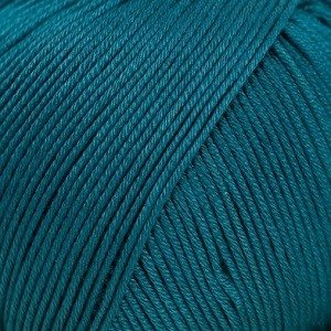 Essentials Cottton DK blue green 42