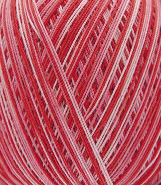 Essentials Crochet print fuchsia mix 002