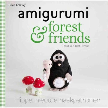 Amigurumi& forestfriends