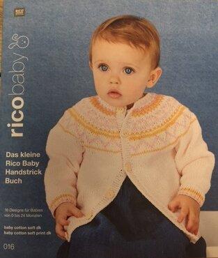 Rico Baby boek 016