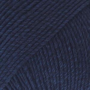 Drops Cotton Merino marineblauw 08