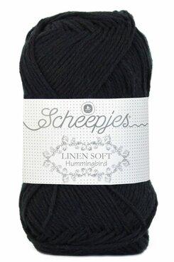 Linen Soft 632 zwart