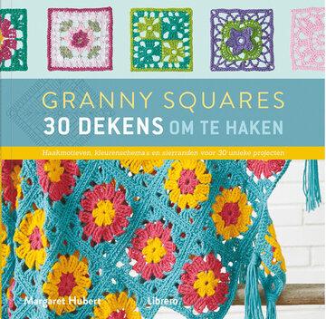 Granny squares 30 dekens om te haken
