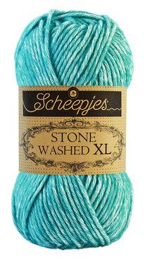 Stonewashed XL Turquoise 864