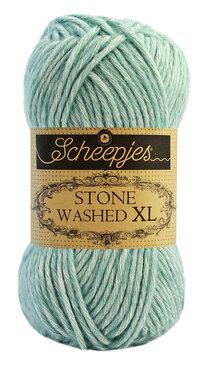 Stonewashed XL Larimar 868