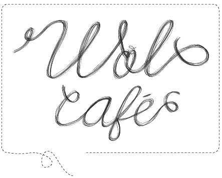 Wolcafe logo