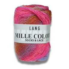 Mille Colori Socks & Lace Lang Yarns