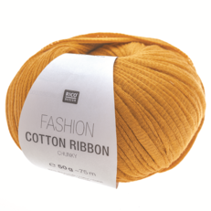 Fashion Cotton Ribbon Chunky