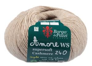 Amore WS Super Soft Cashmere 240 Borgo de Pazzi