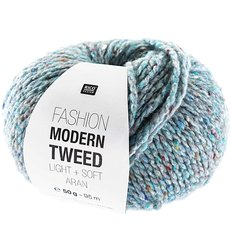 Fashion Modern Tweed Aran Rico