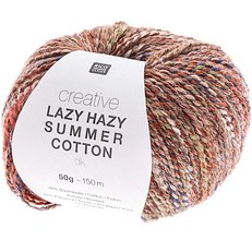 Creative Lazy Hazy Summer Cotton Rico