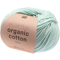 Essentials Organic Cotton Aran Rico
