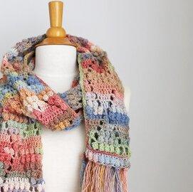 Omslagdoeken, sjaals en poncho's