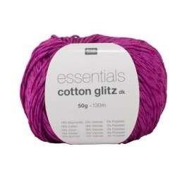Essentials Cotton DK Glitz Rico