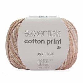 Essentials Cotton DK Print Rico