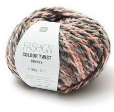 Fashion Colour Twist Rico
