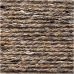 Fashion Modern Tweed Aran camel