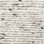 Fashion Modern Tweed Aran Creme 001