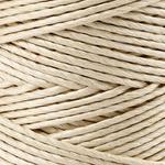 Bamboekoord 1mm beige