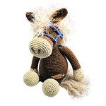 Haakpakket paard Pip