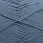Super Big Aran jeansblauw