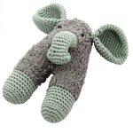 Rammelaar gehaakt olifant
