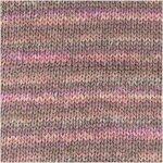 Creative Cotton colour coated roze/bruin