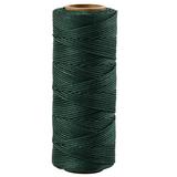Bamboekoord 1mm donkergroen