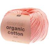 Essentials Organic Cotton Aran 017 zalm