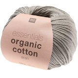 Essentials Organic Cotton Aran 019 grijs