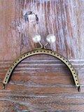 Portemonneebeugel brons