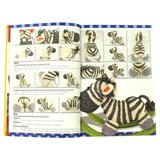 Hobbel zebra haken