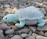 Haakpakket schildpad