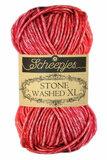 Stonewashed XL Red Jasper