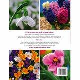 Bloemen haken achterkant