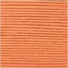 Essentials Mega Merino Chunky Orange 005
