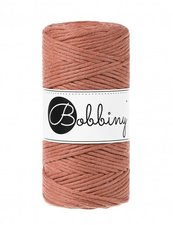 Bobbiny Macrame 3mm terracotta