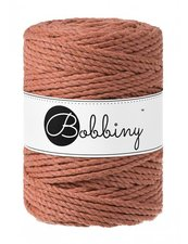 Bobbiny Triple Twist 5mm terracotta