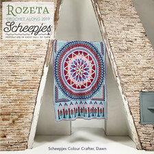 Haakpakket CAL 2019 Rozeta Colour Crafter Dawn