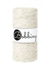 Bobbiny Macrame 3mm naturel golden
