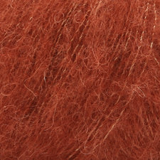 Drops Alpaca Silk brushed roest 24