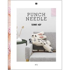 Punch needle boek 2