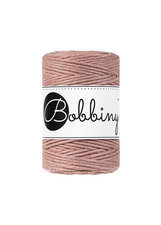 Bobbiny Macrame 1,5mm blush