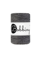 Bobbiny Macrame 1,5mm charcoal