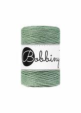 Bobbiny Macrame 1,5mm eucalyptus green