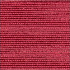 Cotton Soft DK Rico uni framboos 067