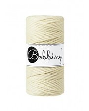 Bobbiny Macrame 3mm blonde