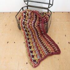 Haakpakket sjaal Canapa